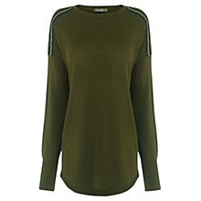 Buy Oasis Alice Knitted Top Online at johnlewis.com