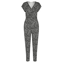 Buy Oasis Monochrome Jumpsuit, Multi Online at johnlewis.com