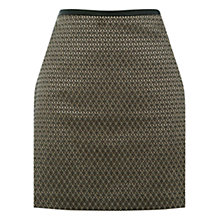 Buy Oasis Aztec Mini Skirt, Multi Online at johnlewis.com