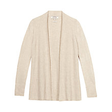 Buy Fat Face Chancel Cardigan, Ivory Online at johnlewis.com