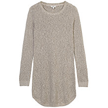 Buy Fat Face Merrivale Dress, Misty Surf Online at johnlewis.com