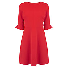 Buy Oasis Flute Sleeve Dress Online at johnlewis.com
