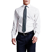 Buy Thomas Pink Rock Plain Athletic Fit Shirt Online at johnlewis.com