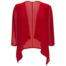 Buy Gina Bacconi Chiffon Waterfall Jacket Online at johnlewis.com