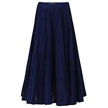 Buy Jolie Moi Lace Pleated Midi Skirt Online at johnlewis.com