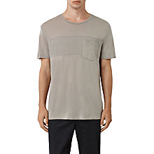 Buy AllSaints Twelve Crew T-Shirt Online at johnlewis.com