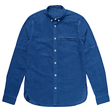 Buy Denham Mapt Shirt VBW, Mountain Blue Online at johnlewis.com