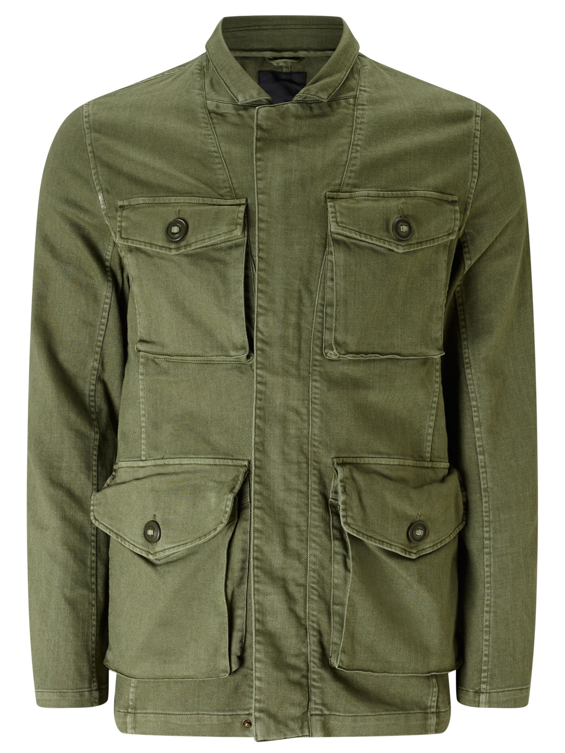 Denham Denham V65 Jacket TSC, Legion Green