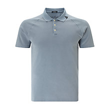 Buy Denham Joey Raglan Sleeve Polo Shirt Online at johnlewis.com