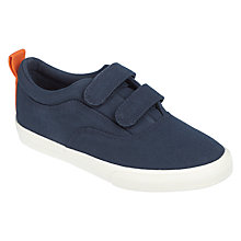 Buy John Lewis Children's Oliver Canvas Shoes Online at johnlewis.com