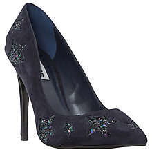 Buy Dune Blue Moon Court Shoes Online at johnlewis.com