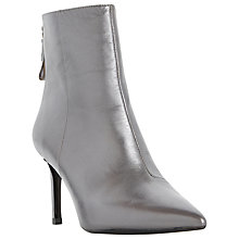 Buy Dune Oralia Pointed Toe Ankle Boots Online at johnlewis.com