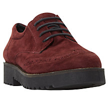 Buy Dune Feean Lace Up Brogues Online at johnlewis.com