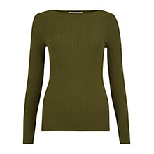 Buy Hobbs Fern Jumper Online at johnlewis.com