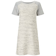 Buy Miss Selfridge Contrast Sleeve Dress Online at johnlewis.com