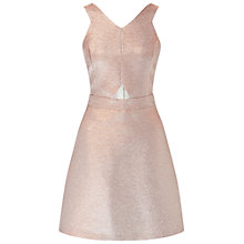 Buy Miss Selfridge Glitter Dress Online at johnlewis.com