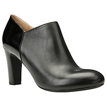 Buy Geox New Mariele Block Heeled Ankle Boots Online at johnlewis.com
