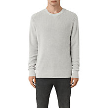 Buy AllSaints Rothay Crew Jumper Online at johnlewis.com
