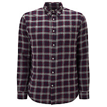 Buy Selected Homme Zan Long Sleeve Shirt, Port Royal Online at johnlewis.com