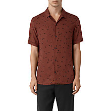 Buy AllSaints Nauvoo Short Sleeve Shirt Online at johnlewis.com