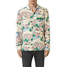 Buy AllSaints Redfern Shirt Online at johnlewis.com