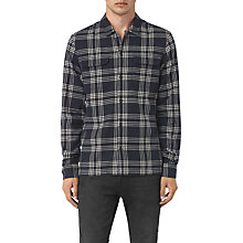 Buy AllSaints Talpa Plaid Shirt Online at johnlewis.com