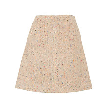 Buy Whistles Flecked Wool Skirt, Multicolour Online at johnlewis.com