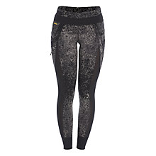 Buy Lolë Burst Yoga Ankle Leggings, Black Online at johnlewis.com