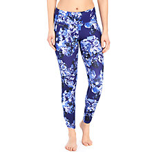 Buy Lolë Palmira Yoga Ankle Leggings, Blue Online at johnlewis.com
