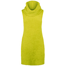 Buy Jaeger Laboratory Fluffy Jumper, Green Online at johnlewis.com
