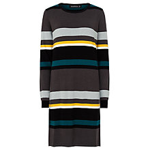Buy Sugarhill Boutique Ava Stripe Knitted Dress, Multi Online at johnlewis.com