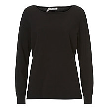 Buy Betty Barclay Fine Knit Jumper, Black Online at johnlewis.com