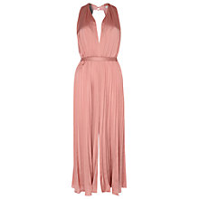 Buy True Decadence Sleeveless Wrap Jumpsuit Online at johnlewis.com