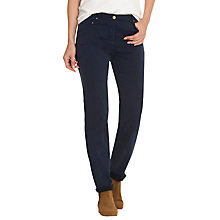 Buy Betty Barclay Perfect Body 5 Pocket Jeans, Dark Sky Online at johnlewis.com