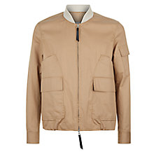Buy Lou Dalton X Jaeger Showerproof Pocket Blouson Online at johnlewis.com