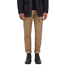 Buy Lou Dalton X Jaeger Twill Waterproof Trousers, Camel Online at johnlewis.com