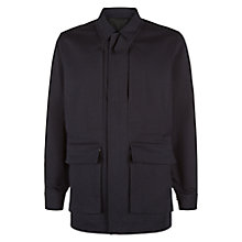 Buy Lou Dalton X Jaeger Showerproof Field Jacket, Midnight Online at johnlewis.com