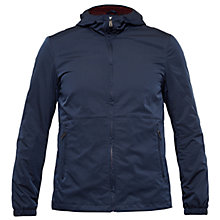 Buy Ted Baker Thunder Windbreaker Jacket, Navy Online at johnlewis.com