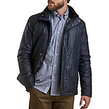 Buy Barbour Hilton Wax Jacket Online at johnlewis.com