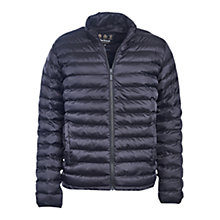 Buy Barbour International Impeller Quilted Jacket, Black Online at johnlewis.com