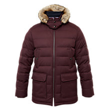 Buy Ted Baker Norway Down Filled Parka Jacket Online at johnlewis.com