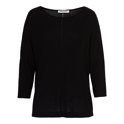 Betty Barclay Batwing Jumper, Black
