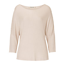 Buy Betty Barclay Batwing Jumper, Light Almond Online at johnlewis.com