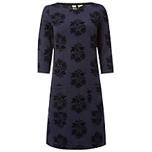 Buy White Stuff Finding Treasure Dress, Eccentric Blue Online at johnlewis.com