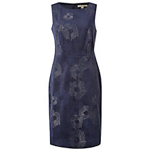 Buy White Stuff Sparkle Me Dress, Eccentric Blue Online at johnlewis.com