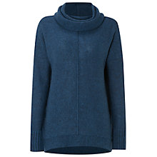 Buy White Stuff Inuit Jumper, Winter Blue Online at johnlewis.com