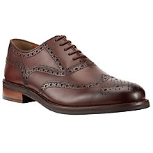 Buy John Lewis Bentley Leather Lace-Up Brogues Online at johnlewis.com