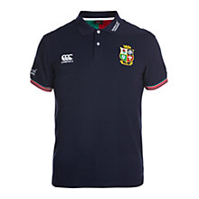 Buy Canterbury of New Zealand British and Irish Lions Rugby Polo Shirt Online at johnlewis.com
