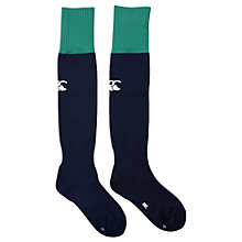 Buy Canterbury of New Zealand British and Irish Lions Home Rugby Socks, Navy Online at johnlewis.com