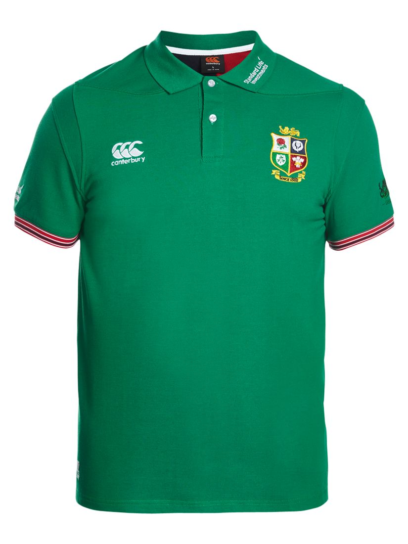 Canterbury of New Zealand Canterbury of New Zealand British and Irish Lions Rugby Polo Shirt